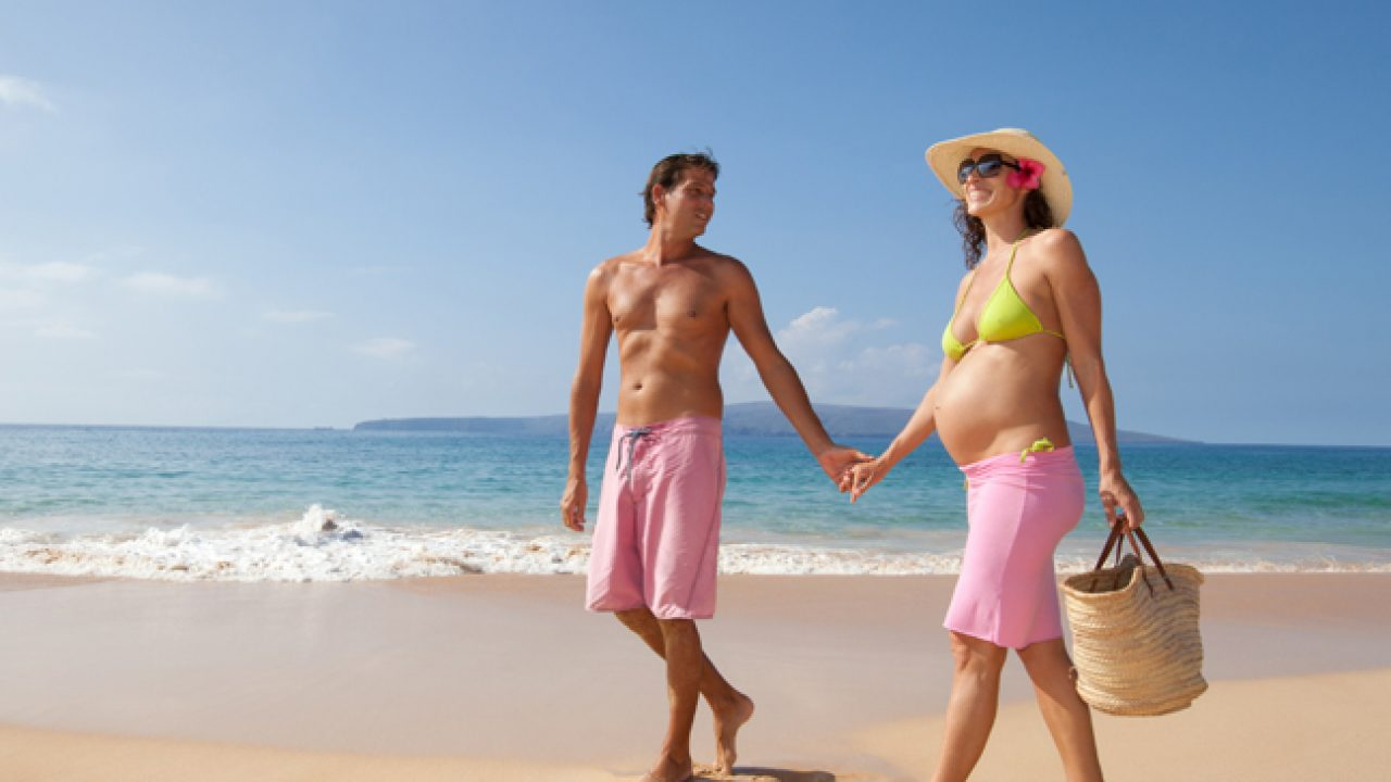 Οδηγός καλοκαιρινών διακοπών κατά την εγκυμοσύνη